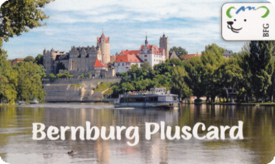 Bernburg PlusCard